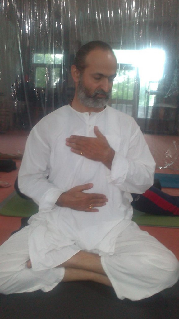 Breath Awareness Exercise