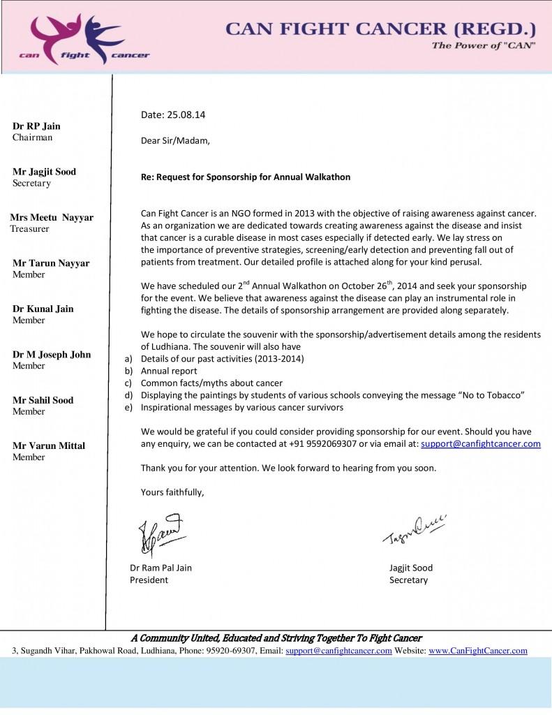 Walkathon 2014_sponsorship letter